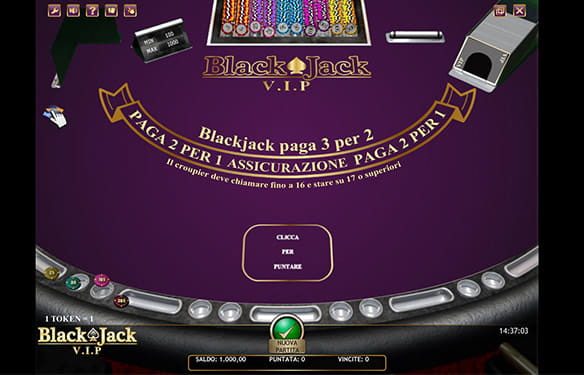 21 Duello Blackjack - 95082