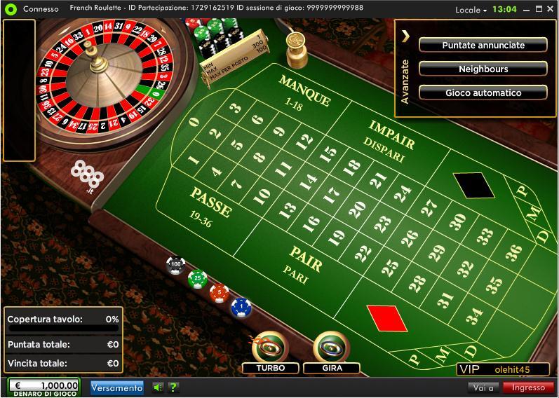 Roulette singolo zero-49713