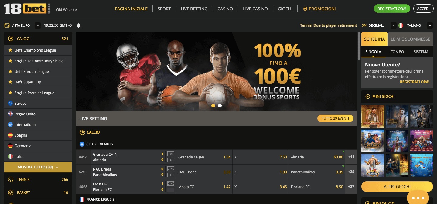 Betting exchange online - 97797