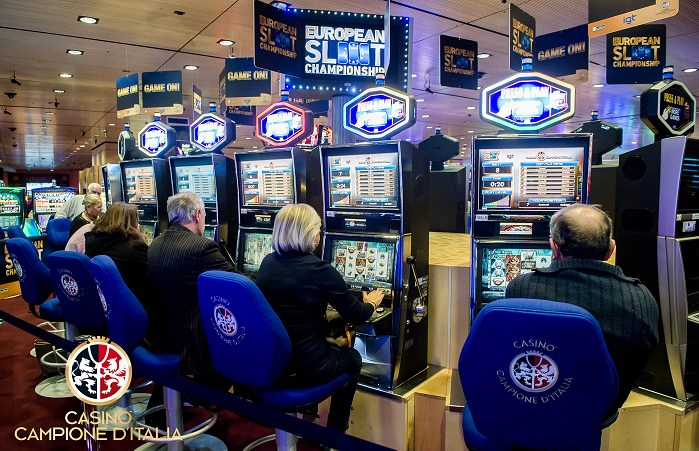 Slot machine-69887