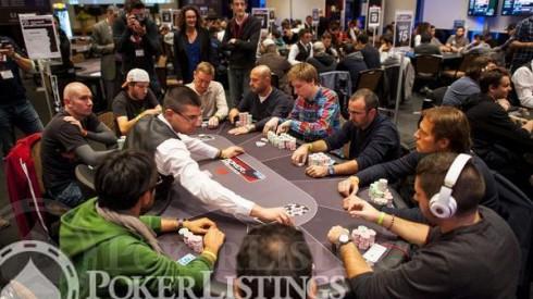 Poker room-35377
