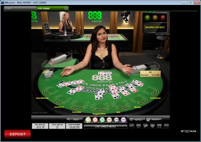 Blackjack live-86369