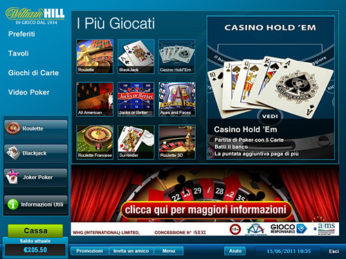 Cash game Bookmaker-87309