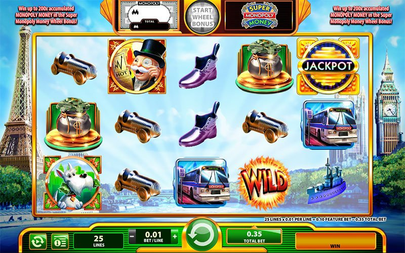 Cash game slot - 24067