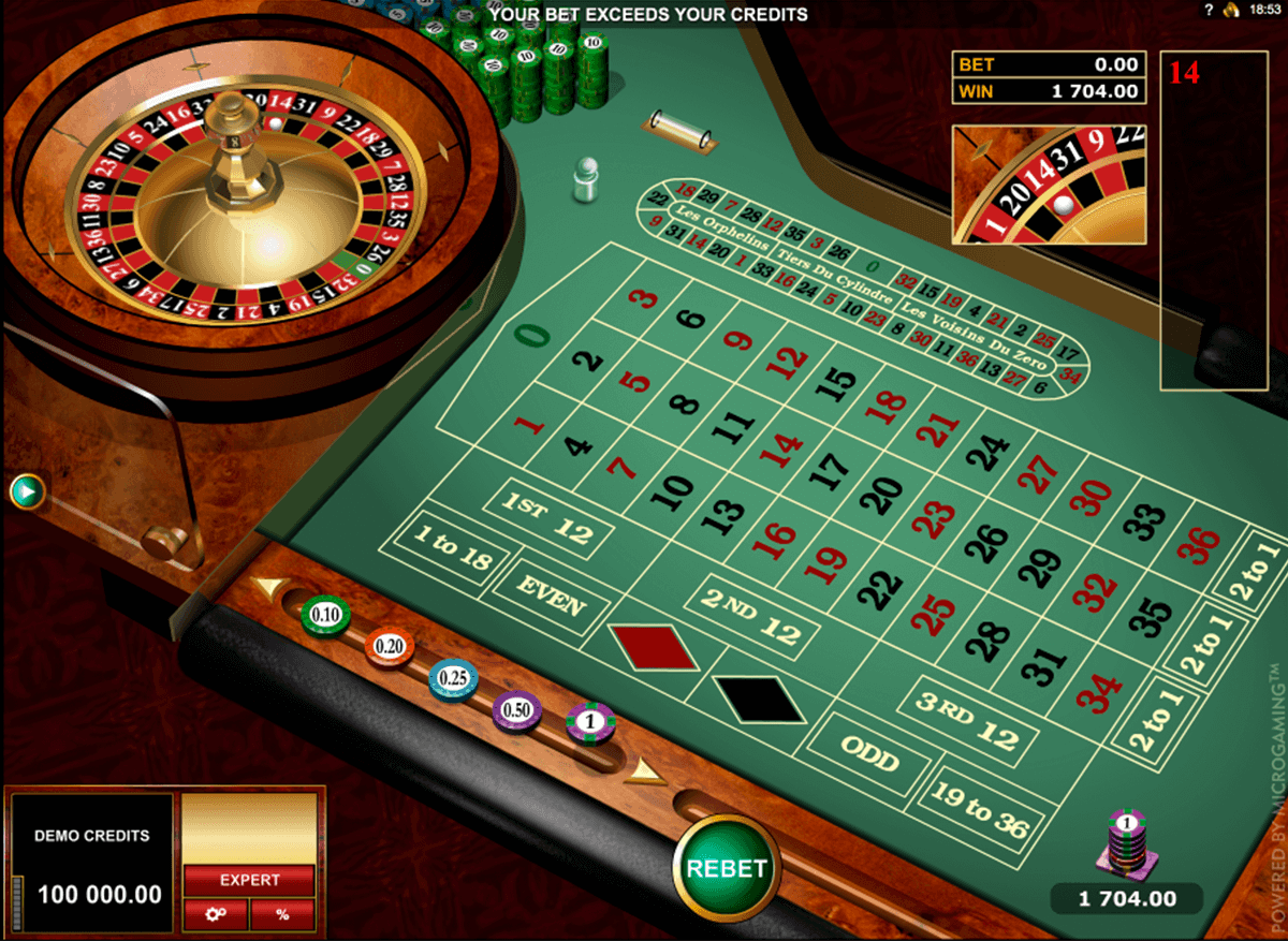 Casinò online Microgaming - 62090