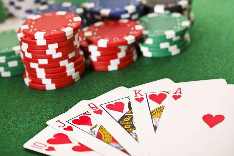 Poker wild regole-48986