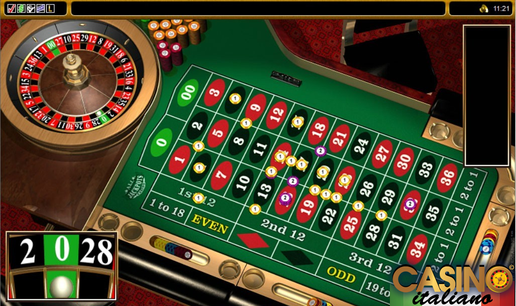 Roulette americana-41302