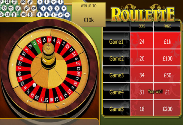 Roulette show mobile - 29930
