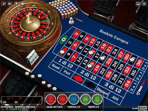 Roulette singolo zero-77524