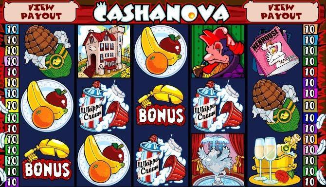 Vincere slot machine-93897